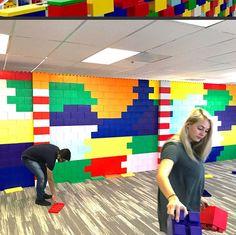 #modularbuildingblocks #everblocksuk #everblocks brighten up your day - everyday #lifesize #lego #bricknetwork