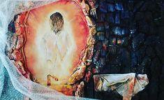 #resurection #Jesus #Yeshua #Yahweh #adamamos #propheticartist Camembert Cheese, Artist, Food, Essen, Yemek, Amen, Artists, Meals
