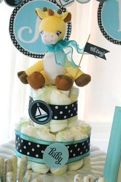 It's A Boy baby shower - idea for Chau