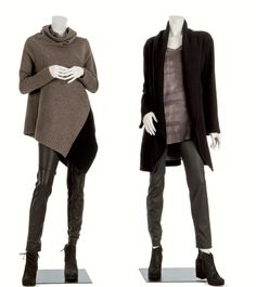 Eileen Fisher, Tunics, Fall Winter, Outfit Ideas, Trousers, Pairs, Slim, Studio, Outfits