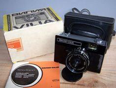 Vilia. Vintage Soviet Film Camera USSR the by RarityFromAfar