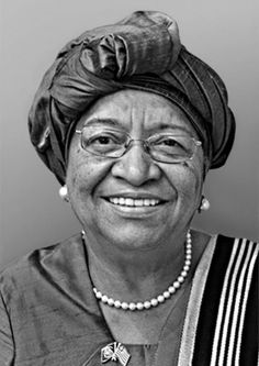 Ellen Johnson Sirleaf is Africa's first female President (Liberia) and 2011 Nobel Peace Prize winner. Her work has had a significant impact on women's rights and the peace movement.
