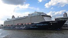 Mein Schiff 4 in Hamburg | TUI Cruises - YouTube