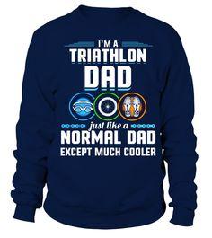 Triathlon   Triathlete funny sport T Shirt