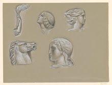 #Rijksmuseum #Rijksstudio inspiration: drawings by Leo Gestel