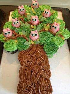 Superbe gâteau d'anniversaire... ...