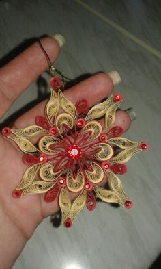 Steluta 1 by quilling catalina