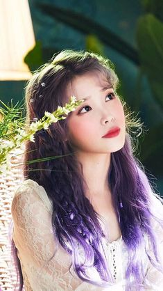 IU Wallpapers & LockScreen This is a wallpaper I made. Please use the Sharing icon. Pretty Korean Girls, Cute Korean Girl, Asian Girl, Kpop Girl Groups, Kpop Girls, Korean Beauty, Asian Beauty, Iu Hair, Jung So Min