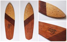 la planche a roues' wooden handcrafted cruiser skateboards - designboom | architecture