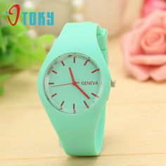 Like and Share if you want this  Geneva Candy Colored Silicone Sports Watch for Women     Tag a friend who would love this!     FREE Shipping Worldwide | Brunei's largest e-commerce site.    Buy one here---> https://mybruneistore.com/excellent-quality-brand-new-geneva-watches-women-sports-candy-colored-jelly-silicone-strap-leisure-watch-relojes-mujer-christmas/