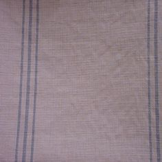 This is an ivory and grey striped big weave cotton blend upholstery fabric, suitable for an décor in the home or office.  Perfect for pillows, cushions, furniture,  heavy bedding and headboards.