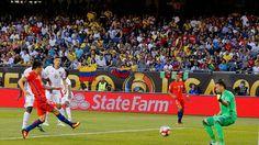 CHILE PASA A LA FINAL DE LA COPA AMÉRICA CENTENARIO