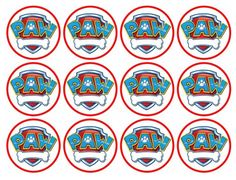 Oh My Fiesta! in english: Paw Patrol Free Printable Kit. Paw Patrol Names, Paw Patrol Stickers, Paw Patrol Birthday Theme, Paw Patrol Party, Imprimibles Paw Patrol, Name Tag For School, Alfabeto Disney, Paw Patrol Cupcakes, Paw Patrol Decorations