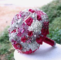 expensive brooch bouquets | Brooch Bouquets « Wedding Ideas, Top Wedding Blog's, Wedding Trends ...