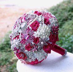 expensive brooch bouquets | Brooch Bouquets « Wedding Ideas, Top Wedding Blog's, Wedding Trends ...