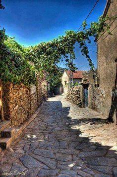 Village kabyle _ Algérie