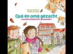 Bij opa en oma - Kinderboekenmaand 2016