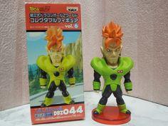 Dragon Ball Z Vol.1 006 DWC World Collectable Figure Android 16 Rare