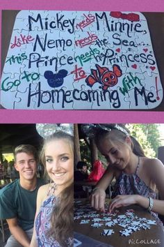 hoco proposals Love this Cute Relationship Goals, Cute Relationships, Relationship Texts, Creative Prom Proposal Ideas, Cute Homecoming Proposals, Homecoming Poster Ideas, Greys Anatomy, Cute Promposals, Funny Prom
