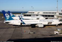 Air New Zealand Boeing 767-319
