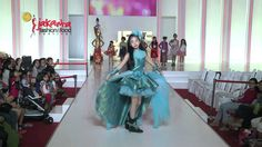 Grand Final Gading Model Search Kids Category - Jakarta Fashion & Food F...
