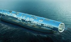 The Pipe in Santa Monica, California is capable of producing 4.5 billion gallons…