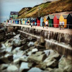 Sheringham, Norfolk Coast, England. Four Black Stars Blog