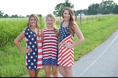 These three are adorable and ready to celebrate!! 🇺🇸  Love this adorable dress!!! 😍  Buffalo Dress $39    Comment below with PayPal to purchase and ship or comment with size for 24 hour hold  #repurposeboutique#hipandtrendy#shoprepurpose#boutiquelove#summer#summerready#4thofjuly#photoshoot