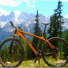 Niner bikes - pure awesome.
