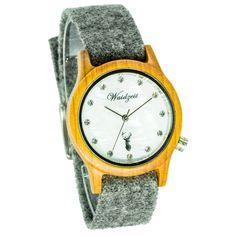 Hodinky Alpin Dolomiten - Unikátne drevené hodinky - www.waidzeit.sk Chronograph, Ale, Accessories, Ale Beer, Ales, Beer, Jewelry Accessories