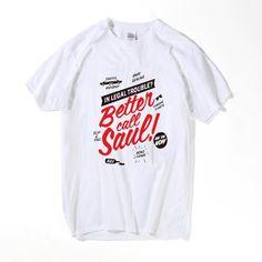 HanHent Hermanos T-Shirt Man Breaking Bad T Shirt Men Walter White Cook Tops Heisenberg Men Tops Tees 2016 Summer Fashion New