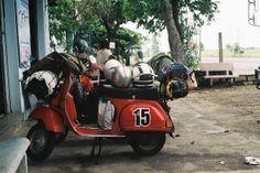 The Scooterist: vespa adventure