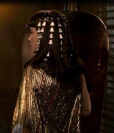 Edith Head - Costumière - Les Dix Commandements - 1956 - Anne Baxter - Néfertiti