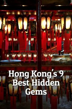 Hong Kong Off the Beaten Track Looking for something different to do in Hong Kong? Here are my top 9 Hidden Gems – from Mongkok to Michelin star dim sum to a nunnery here is off the beaten track hong kong perfect for a 3 day trip #hongkong#hongkonghiddengems#hongkongoffthebeatenpath#mongkok#hongkonghotels#mongkokthingstodo