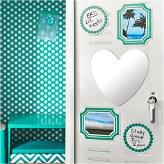 Gear-Up Pool Tie-Dye Locker Dry-Erase Pocket – Locker Decorations Cute Locker Decorations, Cute Locker Ideas, Diy Locker, Locker Shelves, Locker Stuff, Middle School Lockers, Middle School Supplies, School Locker Organization, Sour Cream