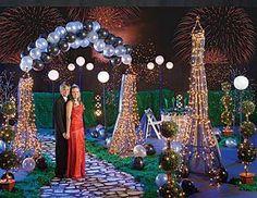 parisian prom theme | Prom Theme Ideas using this decorating style: