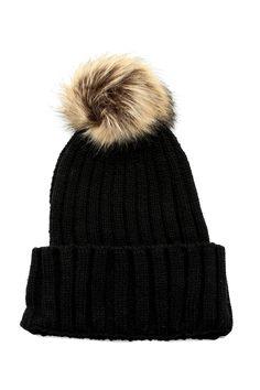 Fort Greene General Store Knit Pom Pom Hat 6f1d4ded06