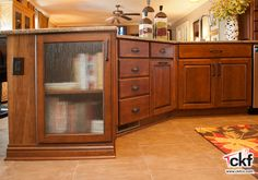 frosted cabinets - basement bar cabs