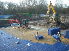 Wavin's Aquacell Makes The Grade At New Primary School - Built on greenbelt land prone to flooding, a new £5 million state-of-the-art primary school in Hull required an underground stormwater solution which would address surface water run-off.  - See more at: http://buildingspecifier.com/product-news/817-wavin-s-aquacell-makes-the-grade-at-new-primary-school