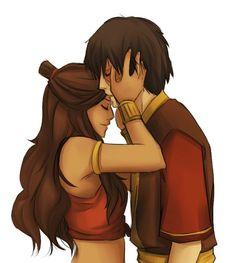 avatar: zuko and katara