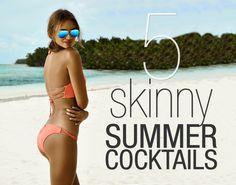 Bikini Friendly Beverages For Beach Babes | Blog by the Beach ~ Swimwear World