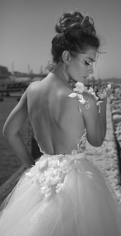 Wedding dress idea; Featured Dress: A&J Designers