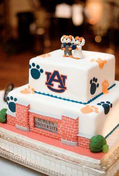Southern Wedding Tradition   Groom's Cake » Charmed Wedding Blog