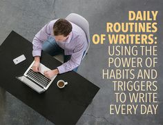 If you're looking to maximize your productivity and creativity, leverage the power of habits and daily routines to streamline your activities.