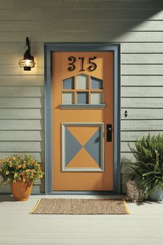 13 Tips All First Time Homeowners Need To Know To Make It Their Own. Front  Door ...