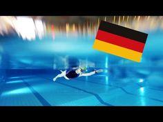 Schwimmen lernen: In 5 Schritten die Kraul Rollwende erlernen - Dominik Franke - YouTube