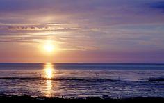 sunset @ Friedrichskoog