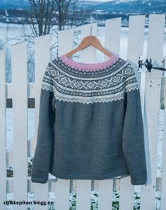 Cosy, Fair Isles, Pullover, Knitting, Norway, Sweaters, Pattern, Crafts, Inspiration