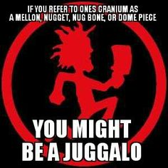 I love my juggalette