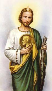 Faithful Resources for all Christian: Novena to St. Jude Thaddeus